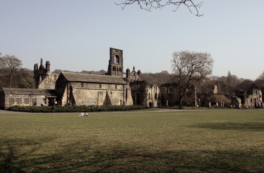 photoblog image The Kirkstall Abbey